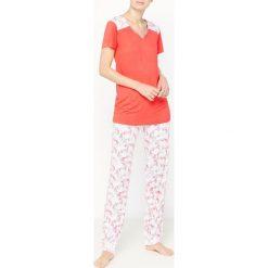 Piżamy damskie: Piżama z krótkim rękawem Escape