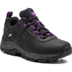 Trekkingi MERRELL - Vego Ltr Wp J599536 Black/Grape. Czarne buty trekkingowe damskie Merrell. W wyprzedaży za 269,00 zł.