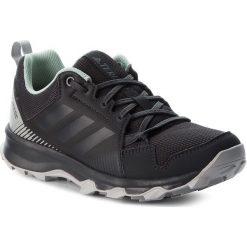 Buty adidas - Terrex Tracerocker Gtx GORE-TEX CM7597 Cblack/Carbon/Ashgrn. Czarne buty do biegania damskie marki Adidas, z gore-texu, adidas terrex. W wyprzedaży za 299,00 zł.