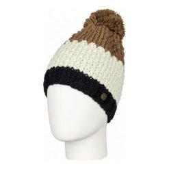 Roxy Czapka From The Block J Hats cpp0 Rubber. Szare czapki zimowe damskie Roxy, z polaru. W wyprzedaży za 89,00 zł.