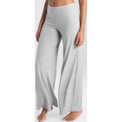Cosabella MINIMALISTA WIDE LEG PANT Spodnie od piżamy heath gray/silver. Szare piżamy damskie Cosabella, m, z elastanu. W wyprzedaży za 367,20 zł.
