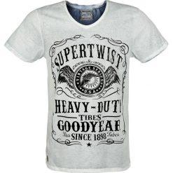 T-shirty męskie z nadrukiem: GoodYear Wooster T-Shirt jasnoszary