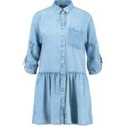 Sukienki hiszpanki: Jennyfer Sukienka jeansowa sky blue
