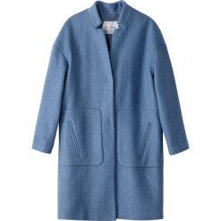 Płaszcze damskie pastelowe: Płaszcz oversize 40% parzonej wełny