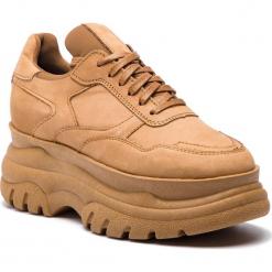 Sneakersy EVA MINGE - Cadalso 4C 18PM1372671EF 604. Brązowe sneakersy damskie marki Eva Minge, z materiału. W wyprzedaży za 299,00 zł.