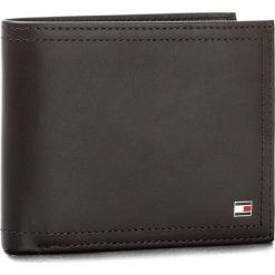 Duży Portfel Męski TOMMY HILFIGER - Harry Cc And Coin Pocket AM0AM01258 274. Brązowe portfele męskie marki TOMMY HILFIGER, ze skóry. Za 299,00 zł.
