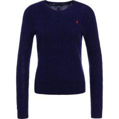 Swetry klasyczne damskie: Polo Ralph Lauren JULIANNA Sweter bright navy