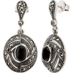 Kolczyki damskie: PROMOCJA Srebrne Kolczyki – srebro 925, Markasyt…