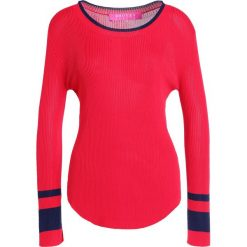 Swetry klasyczne damskie: 81hours Studio RIBBED SLIT Sweter combo