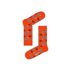 Skarpetki Happy Socks  CRY01-2000. Brązowe skarpetki męskie marki NABAIJI, z elastanu. Za 24,43 zł.