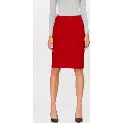 Spódniczki: Spódnica w kolorze czerwonym