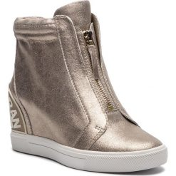 Sneakersy damskie: Sneakersy DKNY - Connie K3803642 Dk Plat