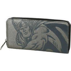 Portfele damskie: Thor Loungefly - Hammer Portfel szary