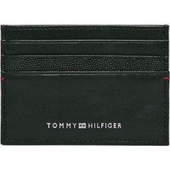 Tommy Hilfiger - Portfel skórzany. Czarne portfele męskie TOMMY HILFIGER, z materiału. Za 179,90 zł.