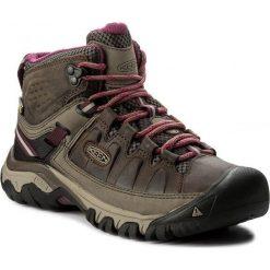 Buty trekkingowe damskie: Keen Buty damskie Targhee III MID WP brązowe r. 37 (1018178)