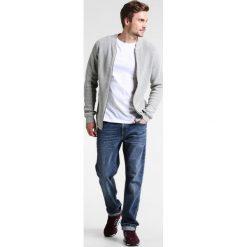 Swetry rozpinane męskie: Shine Original MENS ZIP Kardigan grey melange