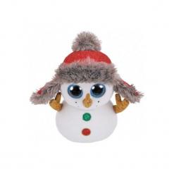 Maskotka TY INC Beanie Boos Buttons - Bałwanek 15cm 36219. Szare przytulanki i maskotki marki TY INC. Za 19,99 zł.