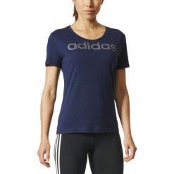 Adidas Koszulka Sportowa Damska Essential Special Linear Regular Tee W Granatowa r. S - (CD1947). Szare t-shirty damskie marki Asics. Za 77,16 zł.