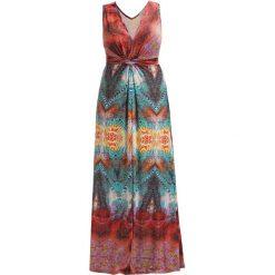 Długie sukienki: Anna Field Curvy Długa sukienka mint/coral