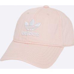 Adidas Originals - Czapka. Szare czapki z daszkiem damskie marki adidas Originals, z bawełny. Za 79,90 zł.