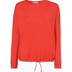 Opus - Damska koszulka z długim rękawem – Silkina, pomarańczowy. Brązowe t-shirty damskie Opus. Za 139,95 zł.