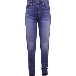 Rurki damskie: 7 for all mankind SUPER HIGH WAIST ANKLE Jeans Skinny Fit bair vintage dusk