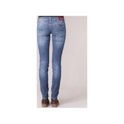Jeansy slim fit Freeman T.Porter  ALEXA MAGIC DENIM. Niebieskie jeansy damskie relaxed fit marki Freeman T. Porter. Za 351,20 zł.