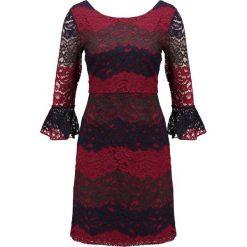 Sukienki hiszpanki: Yumi Sukienka letnia burgundy