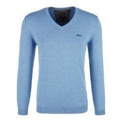 S.Oliver Sweter Męski Xxl Niebieski. Niebieskie swetry klasyczne męskie S.Oliver, m, z bawełny. Za 119,00 zł.