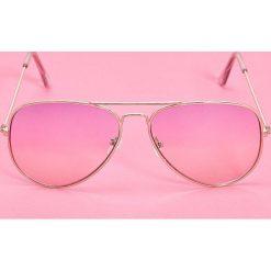 Okulary przeciwsłoneczne damskie aviatory: Okulary przeciwsłoneczne awiatorki – Wielobarwn
