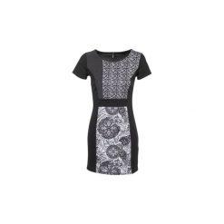 Sukienki hiszpanki: Sukienki krótkie Smash  CLARA