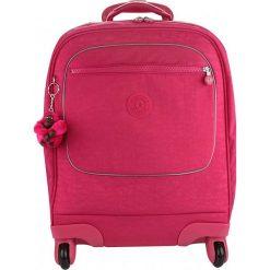"""Torba szkolna """"Licia"""" w kolorze różowym - 36 x 49 x 20 cm. Czerwone torebki klasyczne damskie Kipling, z materiału. W wyprzedaży za 301,95 zł."""