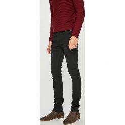 Blend - Jeansy. Brązowe jeansy męskie relaxed fit marki Blend, l, z bawełny, bez kaptura. W wyprzedaży za 99,90 zł.