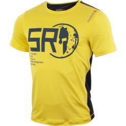 Odzież sportowa męska: koszulka do biegania męska REEBOK SPARTAN SHORT SLEEVE TEE / AX9520