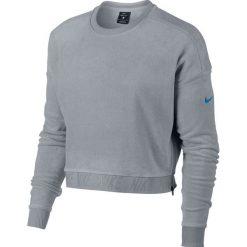 Bluzy sportowe damskie: bluza sportowa damska NIKE THERMA CREW POLAR / 885276-012 – NIKE THERMA CREW POLAR