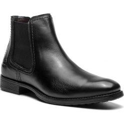 Kozaki CAMEL ACTIVE - Camo 427.24.01 Black. Czarne buty zimowe męskie marki Camel Active, z materiału. W wyprzedaży za 409,00 zł.