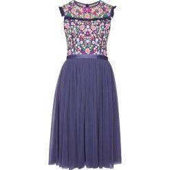 Sukienki hiszpanki: Needle & Thread LAZY DAISY BODICE DRESS Sukienka koktajlowa washed indigo