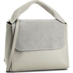 Torebka CREOLE - K10457  Beżowy. Brązowe torebki klasyczne damskie Creole, ze skóry, duże. W wyprzedaży za 229,00 zł.