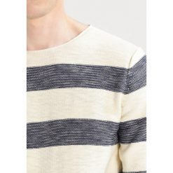 Swetry męskie: Only & Sons ONSALDIN Sweter white