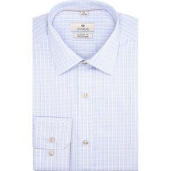 Koszula winberg 2557 długi rękaw custom fit niebieski. Szare koszule męskie marki Recman, na lato, l, w kratkę, button down, z krótkim rękawem. Za 189,00 zł.