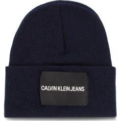 Czapka CALVIN KLEIN JEANS - J Calvin Klein Jeans K40K400759 450. Niebieskie czapki męskie Calvin Klein Jeans, z jeansu. Za 179,00 zł.