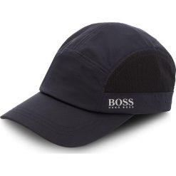 Czapka z daszkiem BOSS - Cap 50382620  410. Czarne czapki z daszkiem damskie marki INOVIK, z elastanu. W wyprzedaży za 239,00 zł.