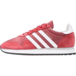 Adidas Originals HAVEN Tenisówki i Trampki mystery red/white/clear granit. Czerwone tenisówki damskie adidas Originals, z materiału. W wyprzedaży za 359,10 zł.
