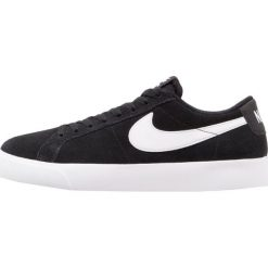 Nike SB BLAZER VAPOR Tenisówki i Trampki black/white. Czarne trampki męskie Nike SB, z materiału. Za 379,00 zł.