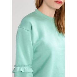 Bluzy damskie: Topshop EXTREME Bluza green