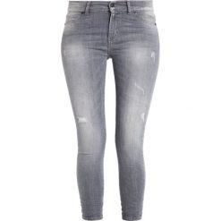 LTB LONIA Jeansy Slim Fit usiel wash. Szare jeansy damskie relaxed fit marki LTB. W wyprzedaży za 181,35 zł.