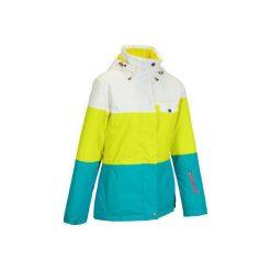 Kurtka FREE 300. Białe kurtki damskie marki WED'ZE, xs. W wyprzedaży za 129,99 zł.