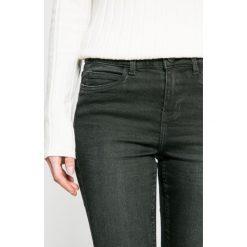 Noisy May - Jeansy Lucy. Czarne jeansy damskie marki Noisy May, z bawełny. W wyprzedaży za 119,90 zł.