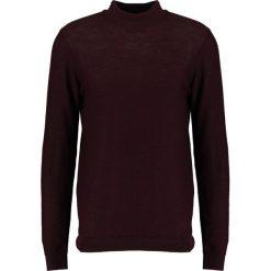Swetry klasyczne męskie: Only & Sons ONSNEWTON PLAIN ROLL NECK Sweter fudge