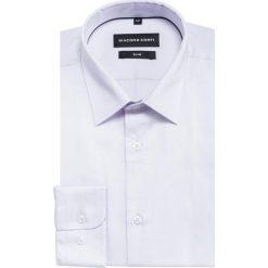 Koszula SIMONE KDFS000166. Szare koszule męskie na spinki Giacomo Conti, m, z bawełny, z klasycznym kołnierzykiem, z długim rękawem. Za 169,00 zł.